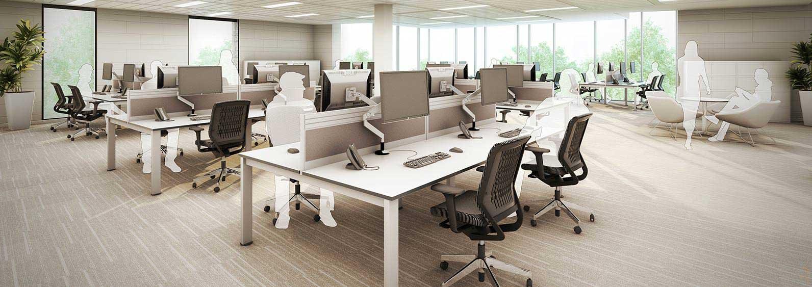 DiT-kantoorinrichting